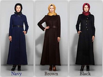 صورة ملابس شتاء 2020 تركية للمحجبات ٢٠٢٠