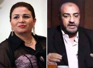 حبس عبدالله بدر بالسجن بسبب قذف الهام شاهين