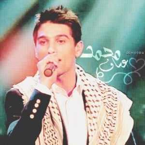 صورة اغنية عالكوفية محمد عساف في حلقة اليوم 26-4-2013 عرب ايدول 2