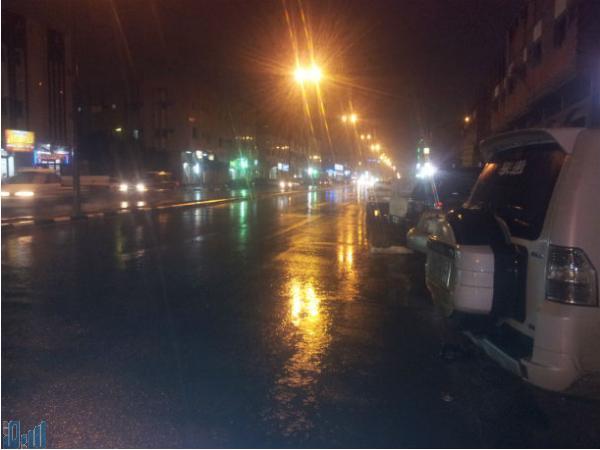 صورة احداث امطار السعوديه جدة اليوم 22-11-2014
