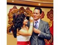 صور فيديو حفل زفاف الممثلة جومانا مراد