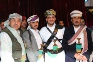 عرس الشيخ نشوان بن حمير الاحمر