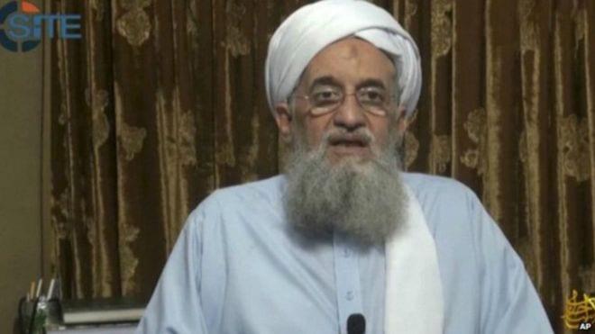 مبايعة تنظيم القاعده الظواهري يبايع الملا منصور زعيم لتنظيم القاعده