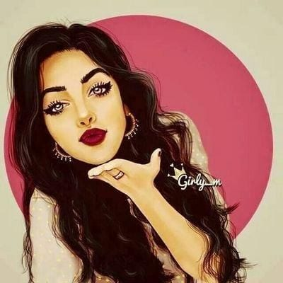 صور بنات كيوت Cute Girl 2021 انستقرام كرتون انمي الصفحة العربية