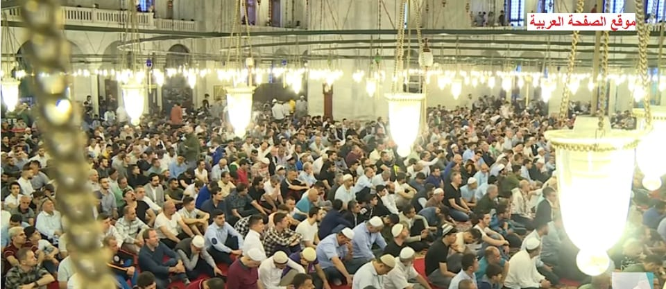Photo of موعد صلاة عيد الفطر في تركيا 2020 – 1441