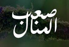 صورة معنى صعب المنال بالانجليزي والعربي