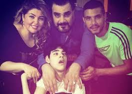 صورة وفاة ابن مها احمد صحة رحيل ابن مجدي كامل