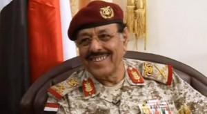هل علي محسن وراء تفجير وزارة الدفاع