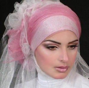 لفات طرح محجبات 2014