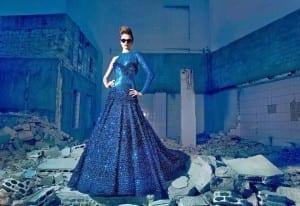 أزياء نيكول جبران 2014
