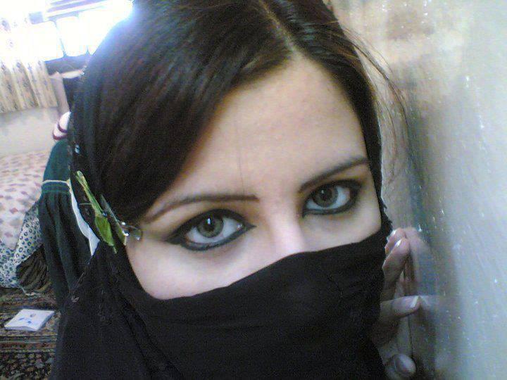 صور بنات 2014 عربية ملثمة بطريقة جميلة