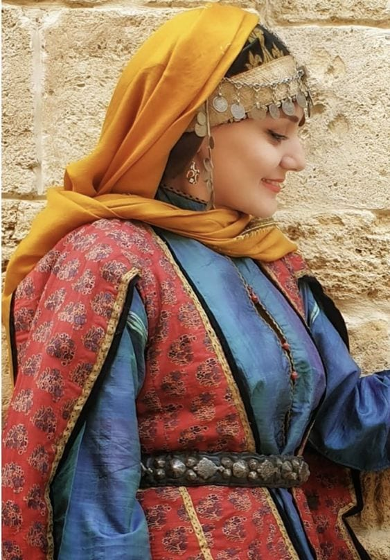 Women of Azerbaijan 1