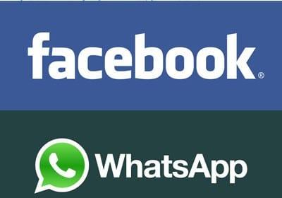 فيس بوك استحوذة على تطبيق واتس اب بمبلغ 16 مليار دولار