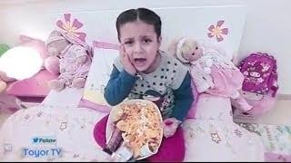 انشودة يا بابا أسناني – جنى مقداد اناشيد طيور الجنة 2014