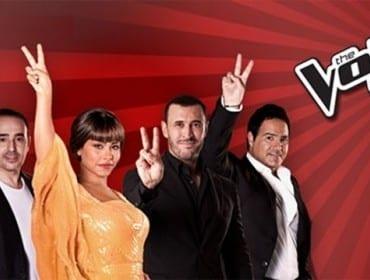 صورة حلقة يم أمس عبيدة حنتير إغنية إمتى الزمان أحلى صوت 3 الحلقة 3 الثالثة  MBCTheVoice