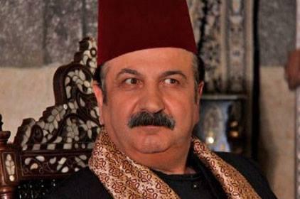 """وفاة الفنان السوري وفيق الزعيم """"ابو حاتم"""""""