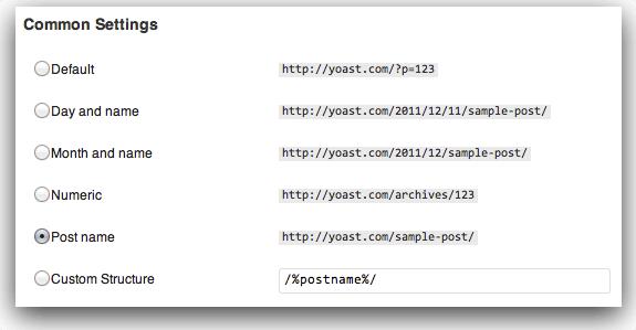 """تحويل روابط الوورد بريس من الرقمي الى عنوان التدوينة """"اضافة"""""""