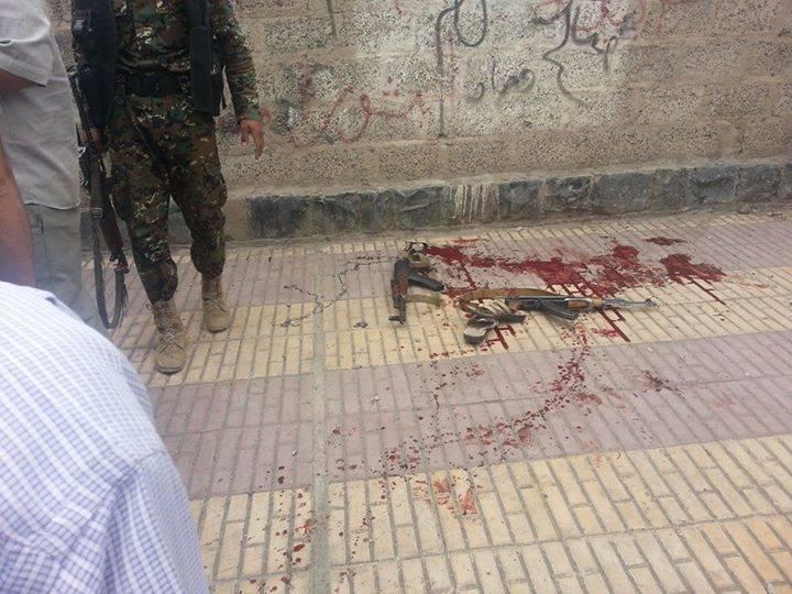 محاولة اغتيال الدكتور اسماعيل الوزير نائب امين عام حزب الحق