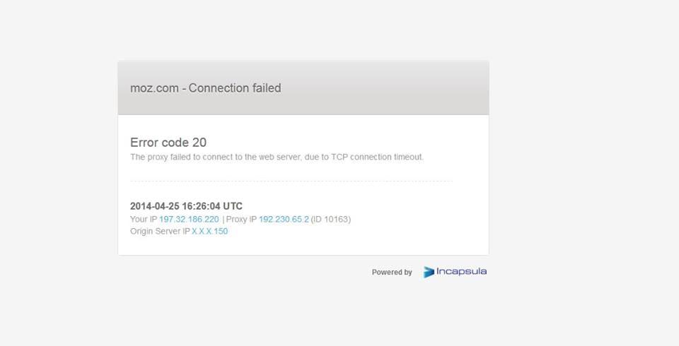 محاولة اختراق موقع moz موقع MOZ يتعرض لهجوم DDOS ATTACK