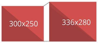 زيادة الأرباح في موقعك عن طريق ادسنس بأختيار حجم محتلف من الاعلانات