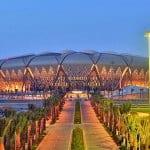 افتتاح ملعب الجوهرة المشعة في السعوديه جده 1-5-2015 - 1 رجب 1435