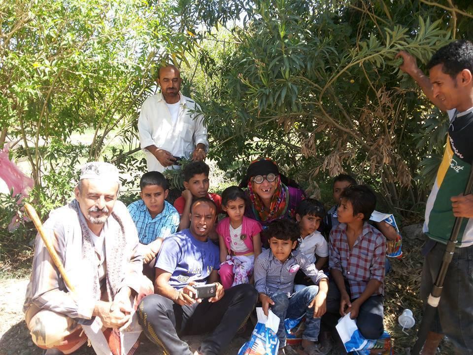 كواليس من مسلسلات رمضان 2014 يمنية همي همك 6
