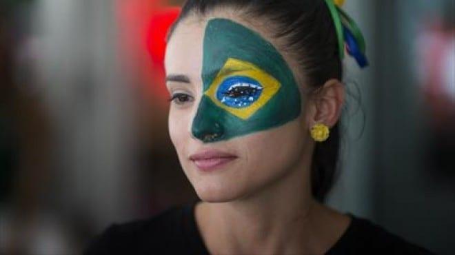 اجمل بنات مشجعات كأس العالم 2020 في البرازيل صور بنات 2020