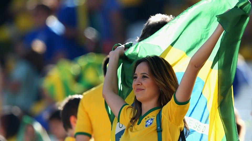 اجمل بنات مشجعات كأس العالم 2015 في البرازيل صور بنات 2015