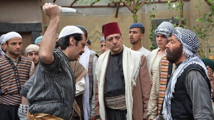 صور جديده من مسلسل باب الحارة 6 من ظمن مسلسلات رمضان 2014