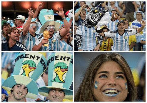 صور بنات 2014من مدرجات كأس العالم اجمل بنات العالم 2014