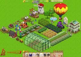 صورة لعبة المزرعة السعيدة على الكمبيوتر , العاب فلاش 2019 , العاب برق , فيس بوك