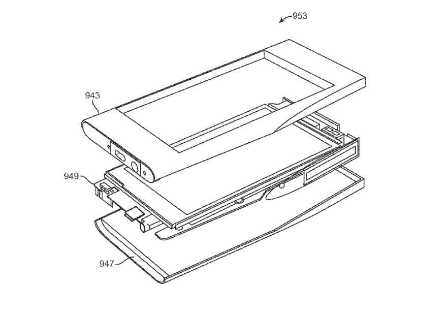 فيس بوك لأول مرة يسجل براءة اختراع لتصميم غلاف هاتف