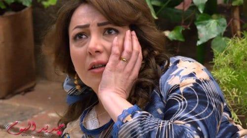 طلاق بوران بنت ابو عصام في الحلقة 17 السابعة عشر من باب الحارة 6