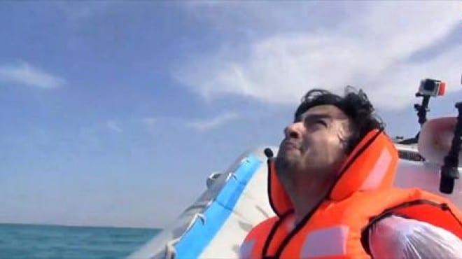 مشاهدة حلقة رامز قرش البحر مع حماده هلال الحلقة الثانية 2