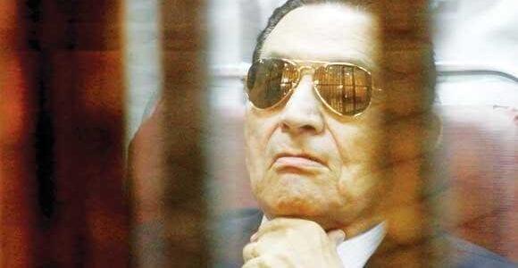 اخبار مصر : مبارك يدافع عن حكمه لمدة 30 عاما