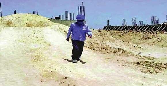 اخبار السعودية : 18 عقد لإجبار العمال على العمل تحت أشعة الشمس في منتصف النهار