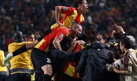 صورة الدوري التونسي لكرة القدم تأخر لأسباب أمنية
