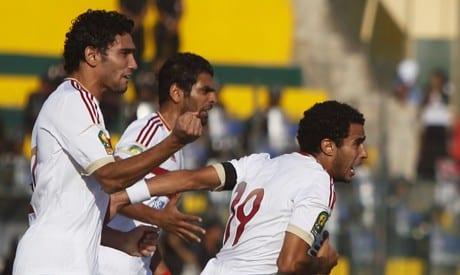صورة النتيجة الحية: الزمالك (مصر) ضد فيتا كلوب (جمهورية الكونغو الديمقراطية)، دوري أبطال افريقيا