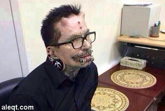 Photo of حقيقة شبية الشيطان الي تم منعه من دخول دبي صور