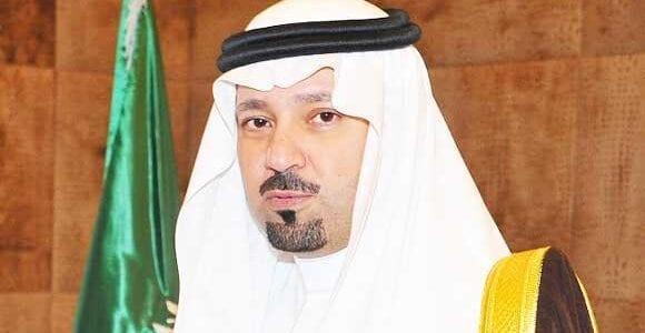 الأمير مشعل يتعهد بجودة الخدمات للحاج