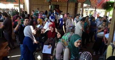 اليوم السابع ينشر الدليل الكامل لمعامل التنسيق فى الجامعات بالمرحلة الثانية في مصر