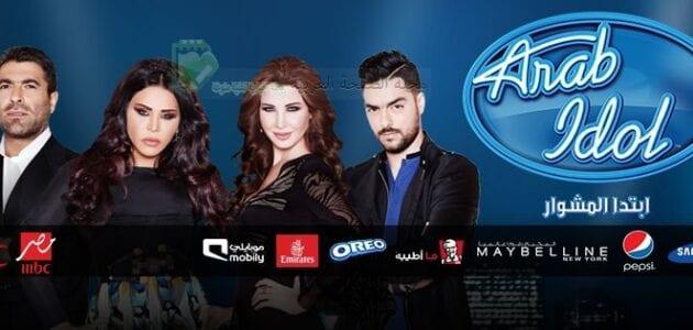 احلام تعيد اغنية جرح ثاني محمد حسن لمرة ثانية في كسر للبرنامج عرب ايدول 14-11-2014