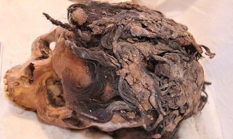 صورة اكتشاف جديد: تسريحات شعر من عهد الفرعون اخناتون