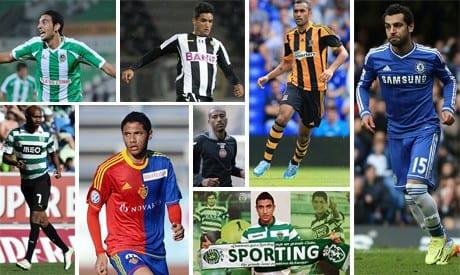 المباريات القادمة لنجوم مصر في الخارج
