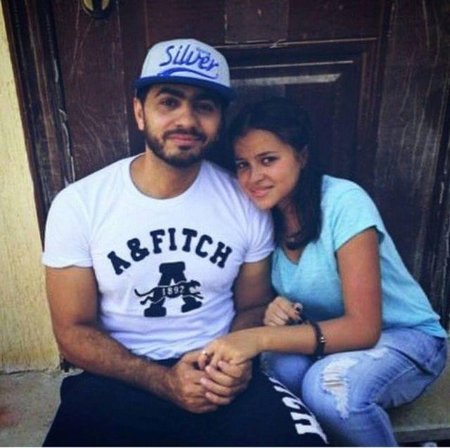 صور تامر حسني مع هاجر المعجبة