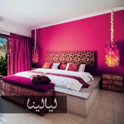 ديكورات-غرف-نوم-باللون-الوردي-لدعم-حملة-سرطان-الثدي-1084896