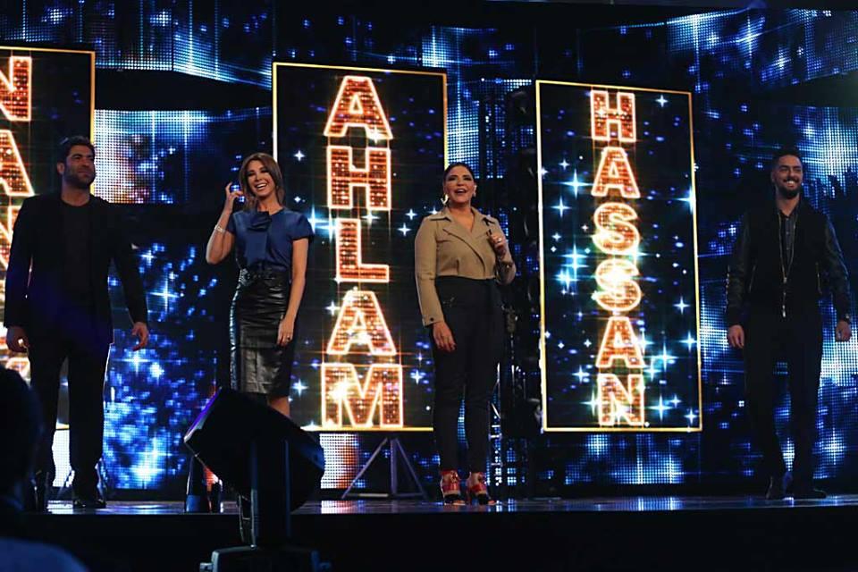 حلقة عرب ايدول الجمعة 17-10-2014
