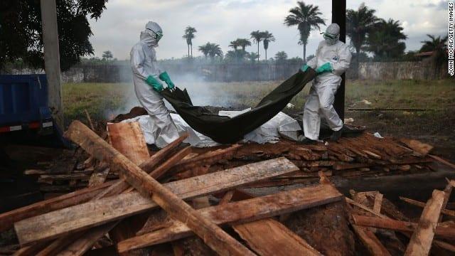 صورة تكساس : العاملين الصحيين تخدعون لاختبارات فيروس إيبولا