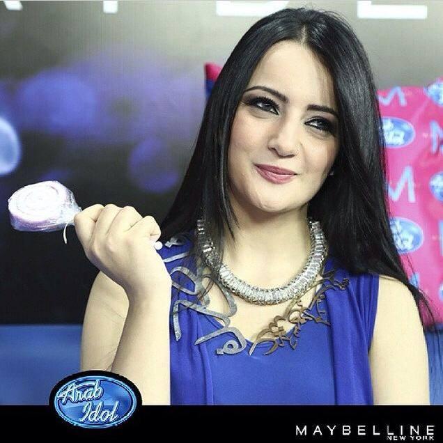عرب ايدول 17-10-2014 حلقة منال موسى روح وروح اغنية