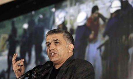 البحرين تعتقل الناشط العلوي  نبيل رجب - الصفحة العربية
